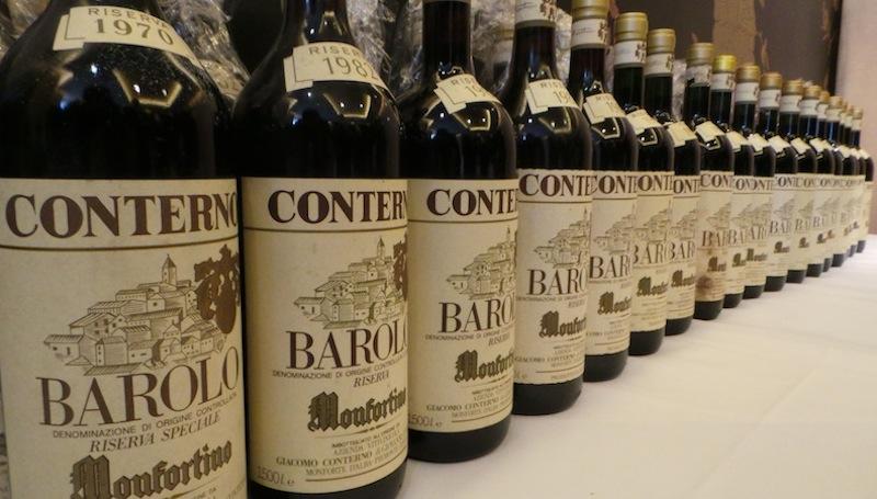 「Giacomo Conterno Barolo Riserva Monfortino」的圖片搜尋結果