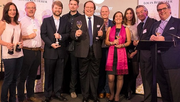 Louis roederer wine writers awards