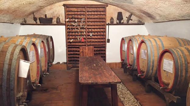 Back to the future the cellar at columbu
