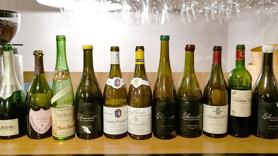 The wines copy