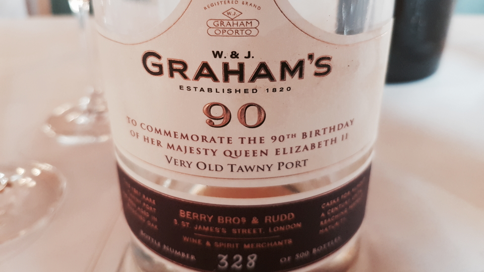 Graham's 90 year old
