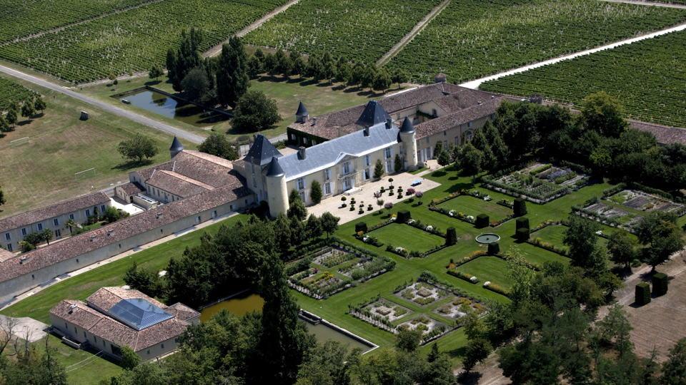 Suduiraut aerial garden