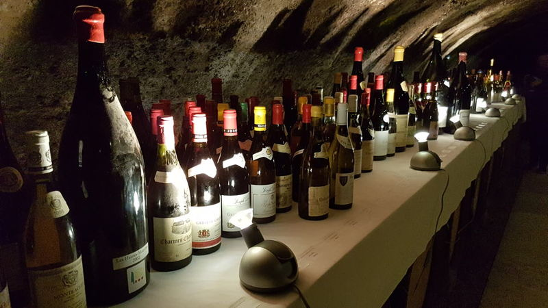 Burgundy la paulee line up