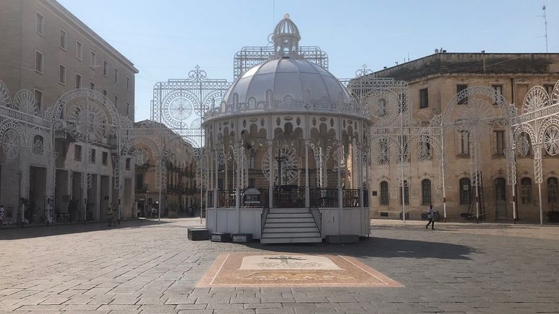 Lecce is one of italy's baroque jewels new