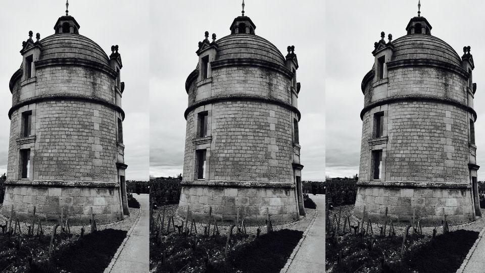 Latour tower triplicate