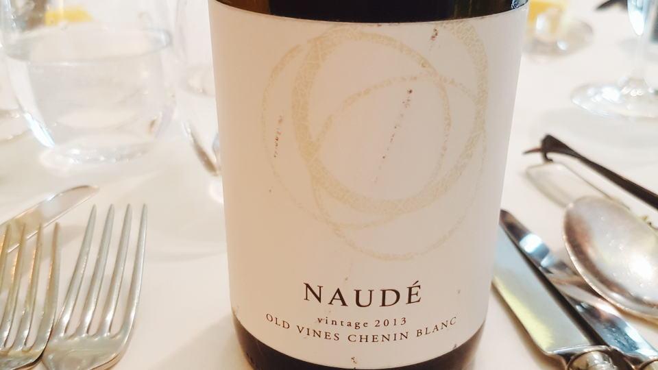 Naude chenin blanc 2013