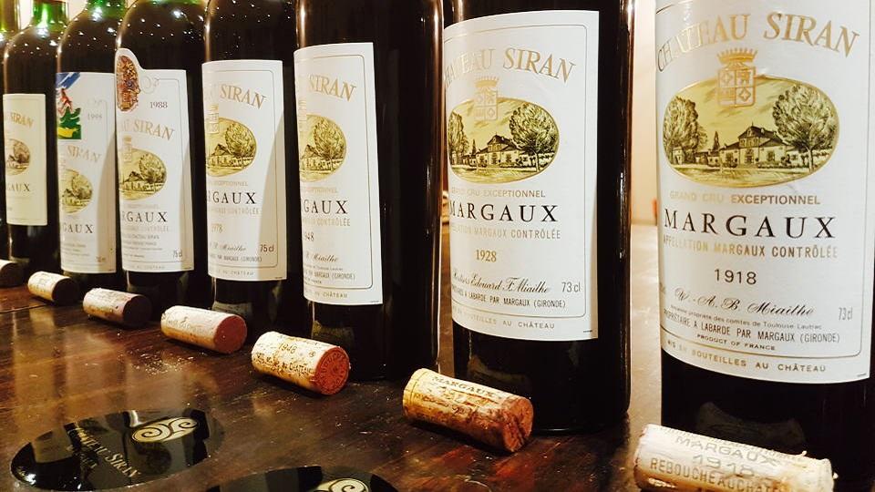 Siran bottle line up copy