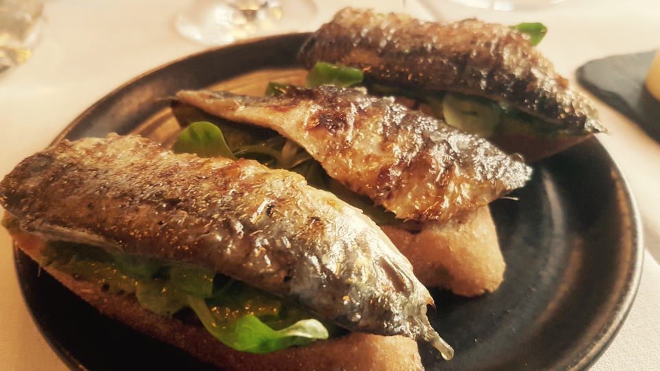 Noize sardines
