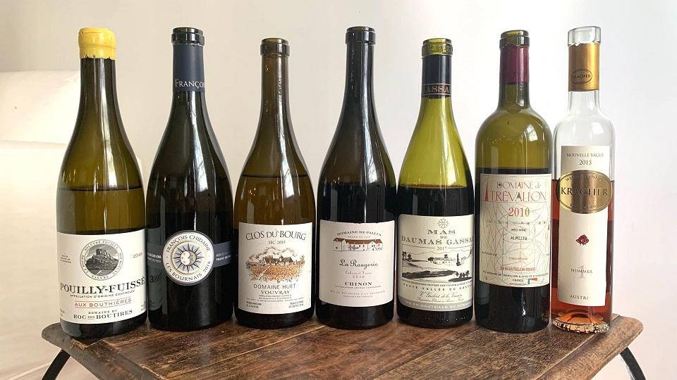 Lockdown wines cover