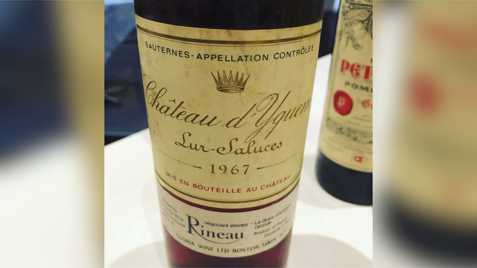 1967 yquem cellar favorite january192021