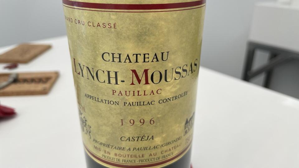 Lynch moussas 1996