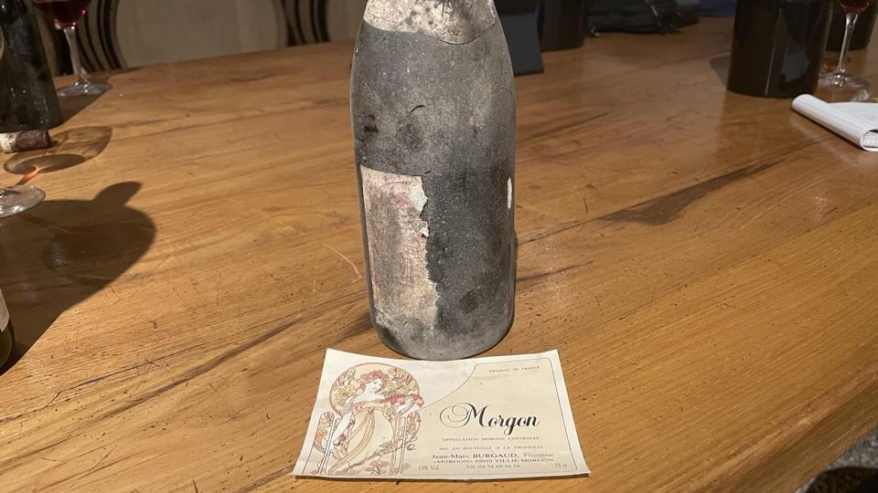Morgon 1992 burgaud