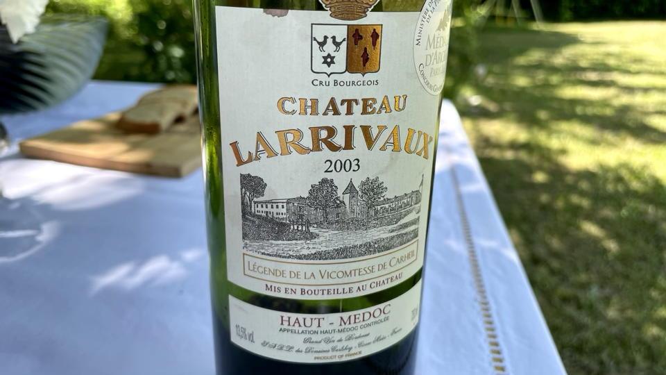 Larrivaux 2003