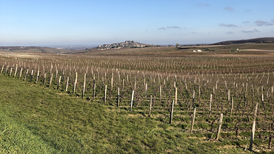 Looking back toward the hilltop town of sancerre  voted france%e2%80%99s favorite village 2021 winter.jpg copy