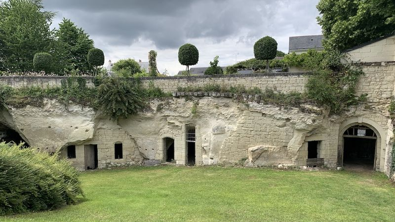 Cover the cellars of arnaud lambert are hewn from saumur%e2%80%99s tuffeau rock copy