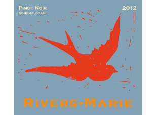 2012 Rivers-Marie Pinot Noir Sonoma Coast ($25.00) 93
