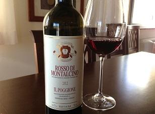 2012 Il Poggione Rosso di Montalcino ($25) 91+ points