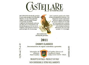2011 Castellare Chianti Classico ($24) 89