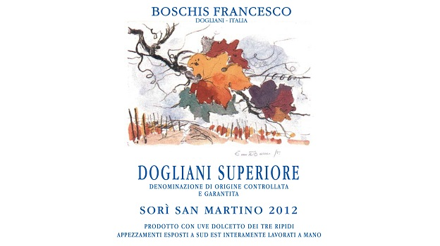 2012 Francesco Boschis Dogliani Sorì San Martino ($23) 92 points