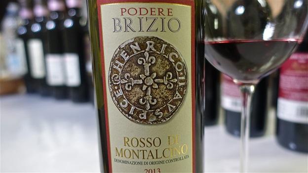 2013 Podere Brizio Rosso di Montalcino ($25) 90 points
