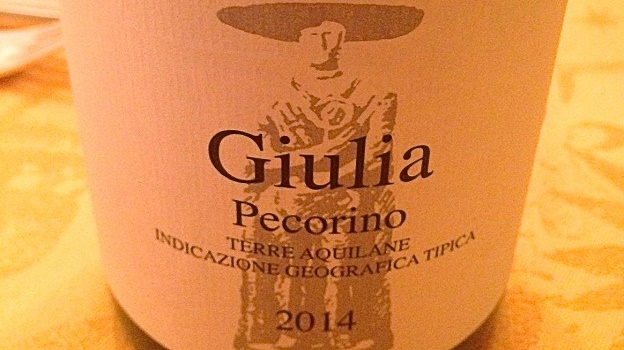 2014 Cataldi Madonna Pecorino Giulia ($22) 93 points
