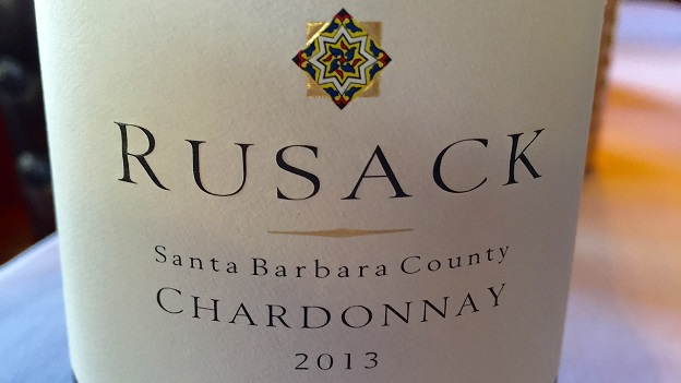 2013 Rusack Chardonnay Santa Barbara County ($24) 89 Points