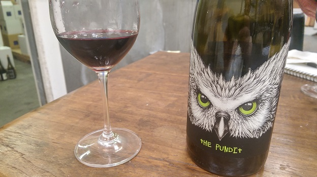 2013 Tenet Wines Syrah The Pundit ($25) 90 points