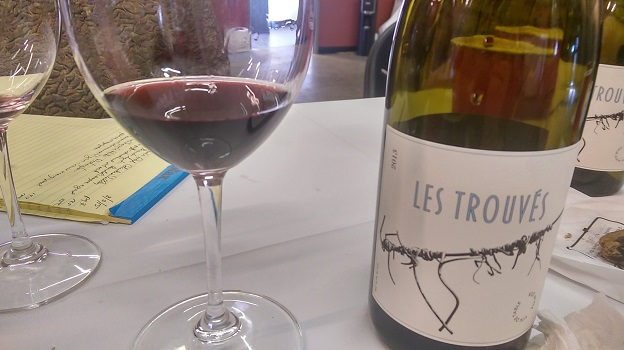 2013 Les Trouvés Red Wine ($25) 90 points