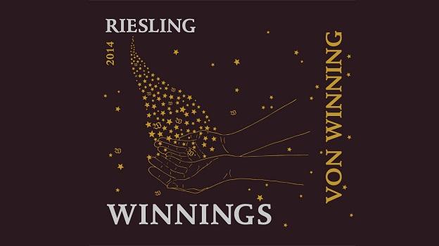 2014 Von Winning Riesling 'Winnings'