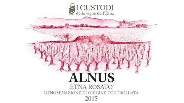 2015 I Custodi delle Vigne dell'Etna Etna Rosato Alnus ($18) 91 points