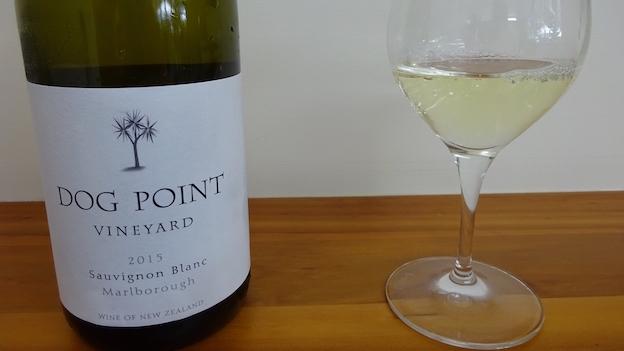 2015 Dog Point Vineyard Sauvignon Blanc ($24.00) 92 points