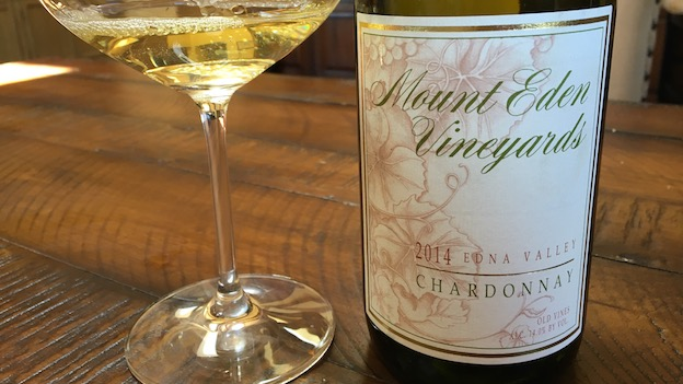 2014 Mount Eden Chardonnay Old Vines ($22.00) 92