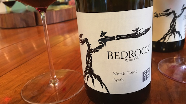 2015 Bedrock Wine Co. Syrah North Coast ($24.00) 91
