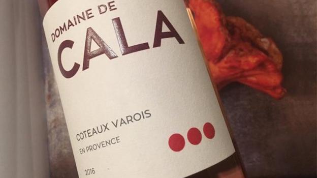 2016 Domaine de Cala Côteaux Varois en Provence Rosé ($15.00) 90