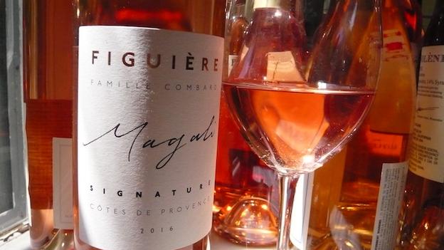 2016 Figuière Rosé Signature Magali ($18.00) 90
