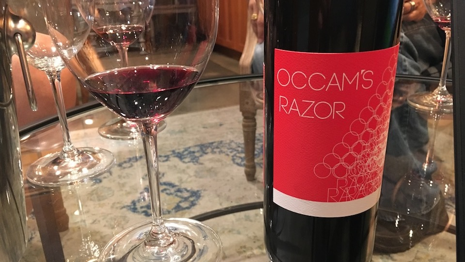 2014 Rasa Vineyards Occam's Razor Red Blend ($16.00) 89