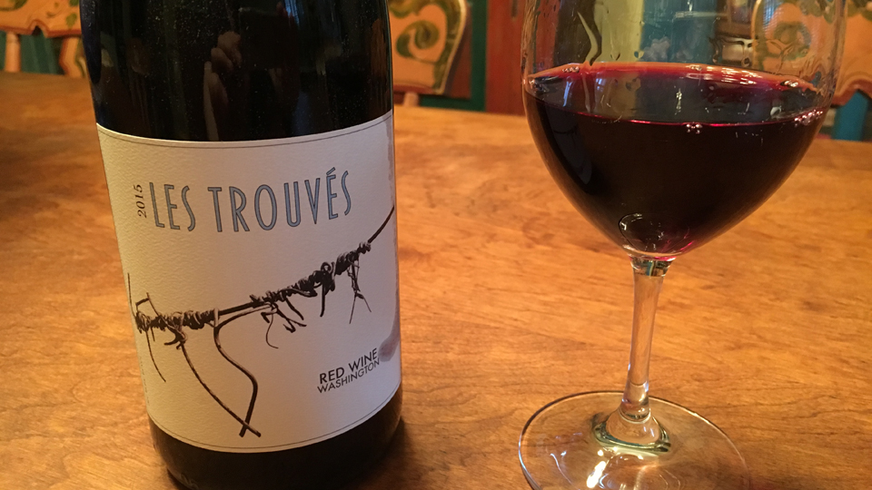 2015 Avennia Les Trouvés Red Wine ($25.00) 90