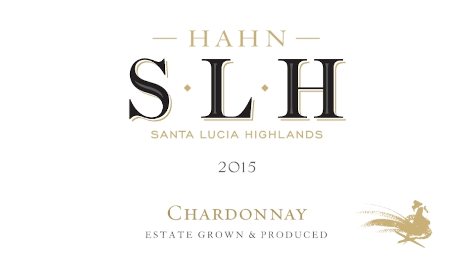 2015 Hahn Family Wines Chardonnay ($25.00) 90
