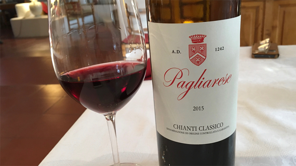 2015 Pagliarese Chianti Classico ($23.00) 92