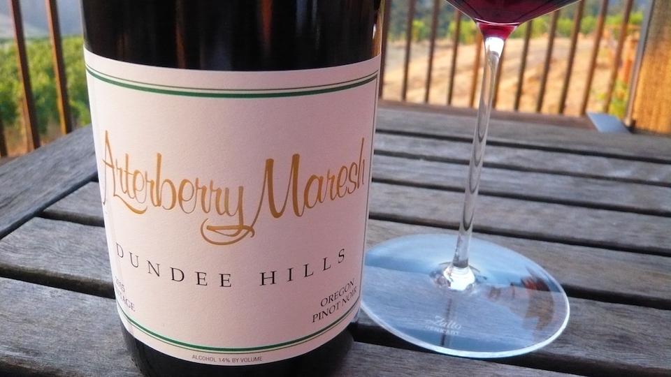 2015 Arterberry-Maresh Pinot Noir Dundee Hills ($25.00) 91