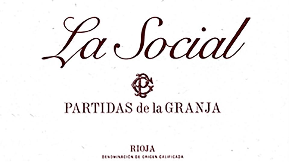 2014 Telmo Rodriguez Social Partidas de la Granja Rioja ($18.00) 90