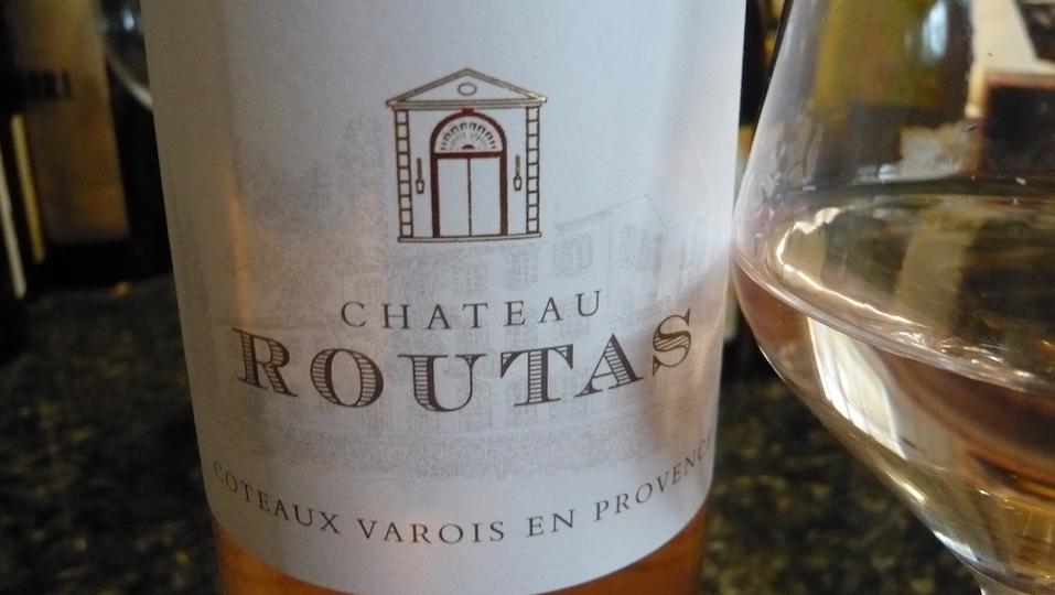 2017 Château Routas Coteaux Varois en Provence Rosé ($15.00) 90