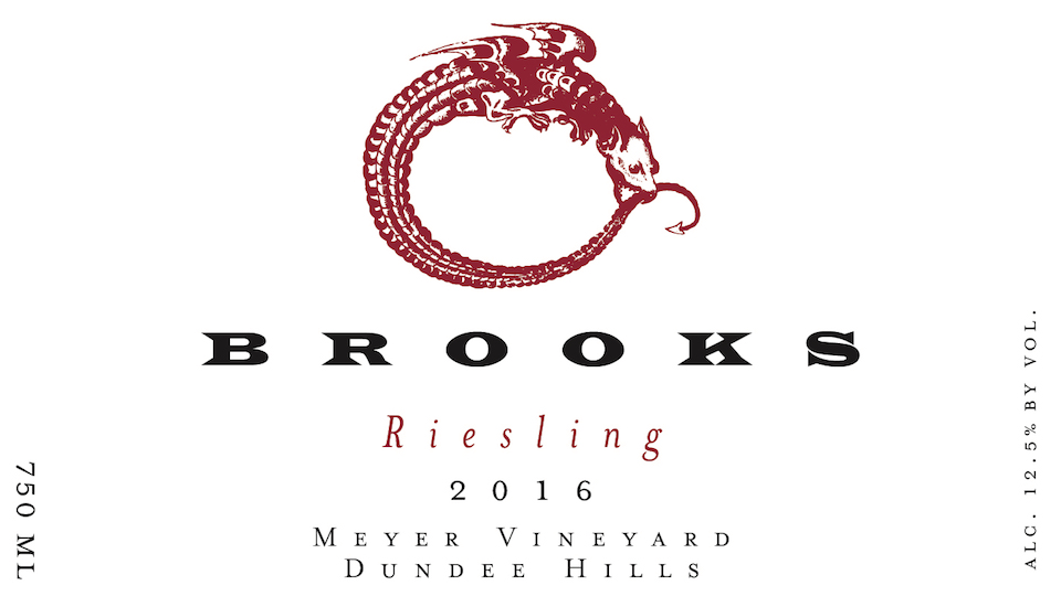 2016 Brooks Riesling Meyer Vineyard ($24.00) 92