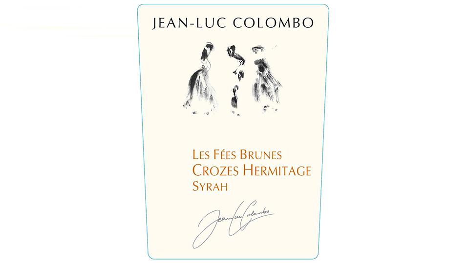2016 Jean-Luc Colombo Crozes-Hermitage Les Fées Brunes ($25.00) 90