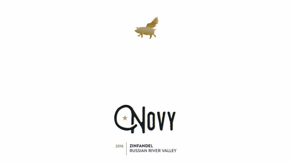 2016 Novy Family Winery Zinfandel ($24.00) 91