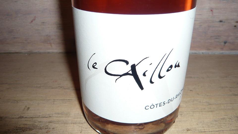 2017 Le Clos du Caillou Côtes-du-Rhône Rosé ($23.00) 91