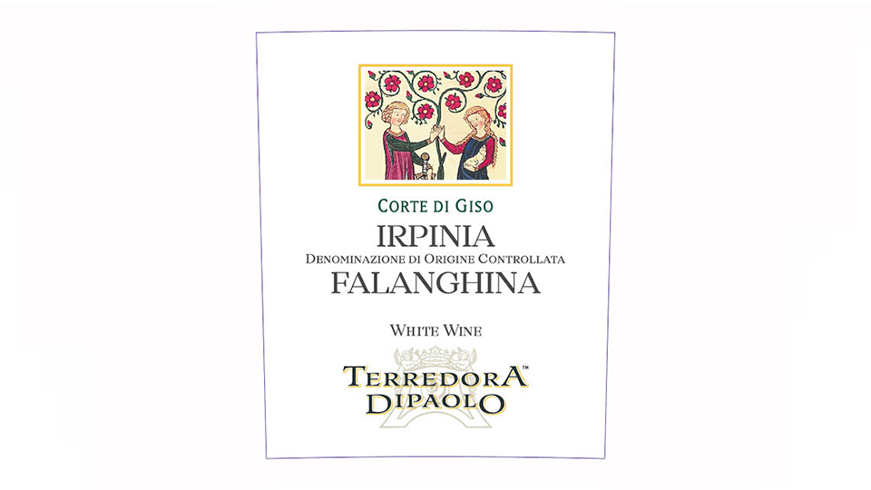 2017 Terredora Falanghina Corte di Giso ($18.00) 92