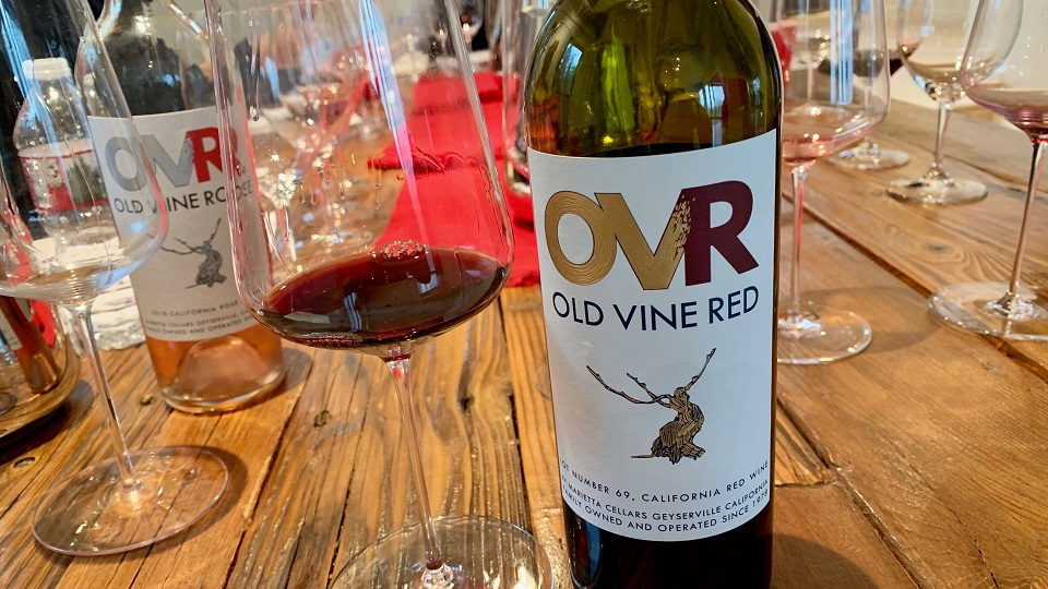 NV Marietta Cellars Old Vine Red Lot 69 ($15.00) 88