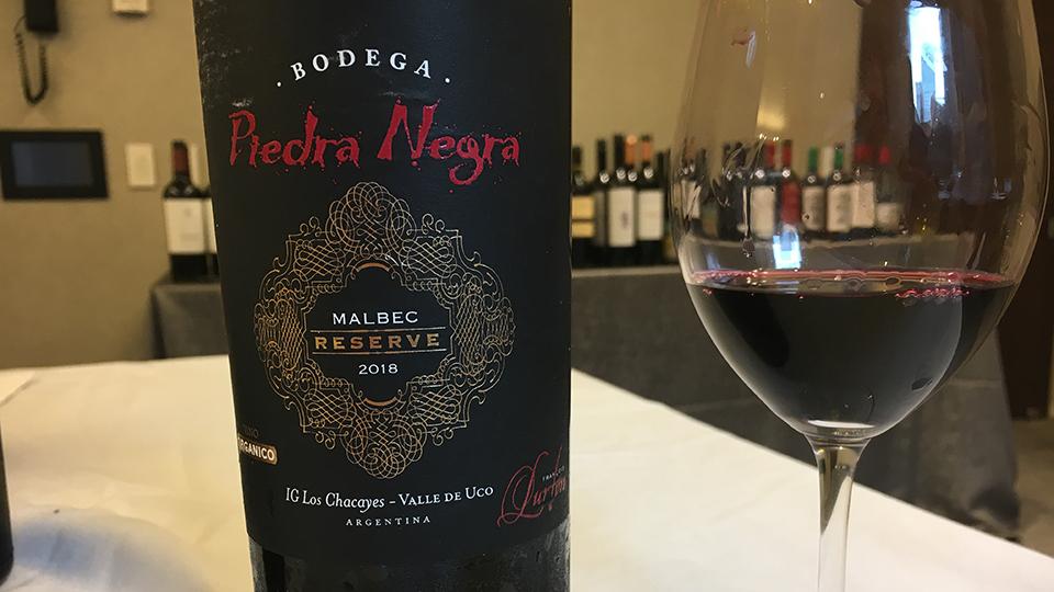 2017 Finca Piedra Negra Malbec Reserva ($17.00) 91