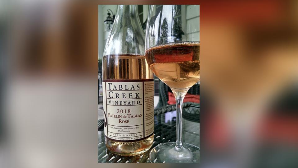 2018 Tablas Creek Vineyard Patelin de Tablas Rosé